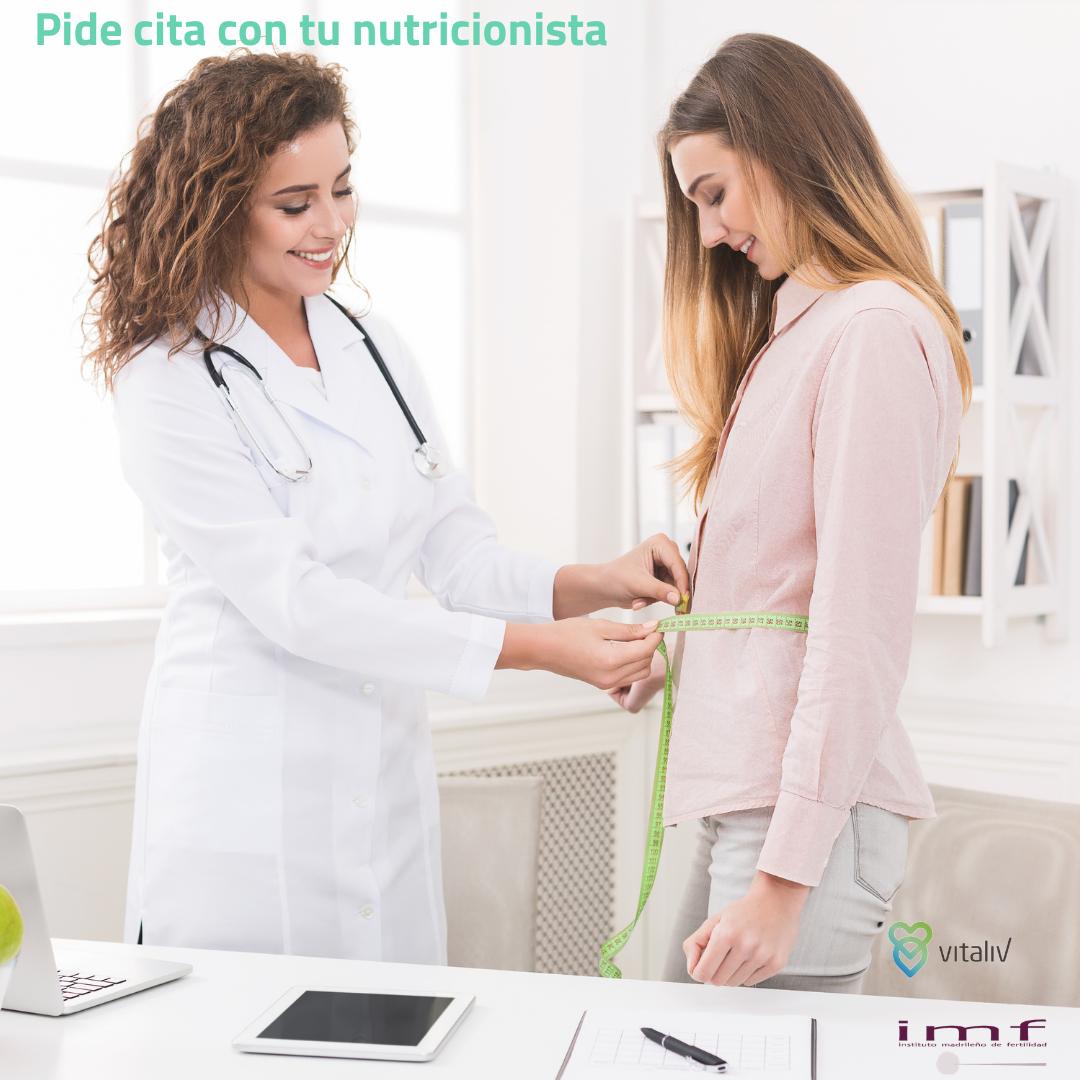 Nuevo servicio de nutrición en el embarazo