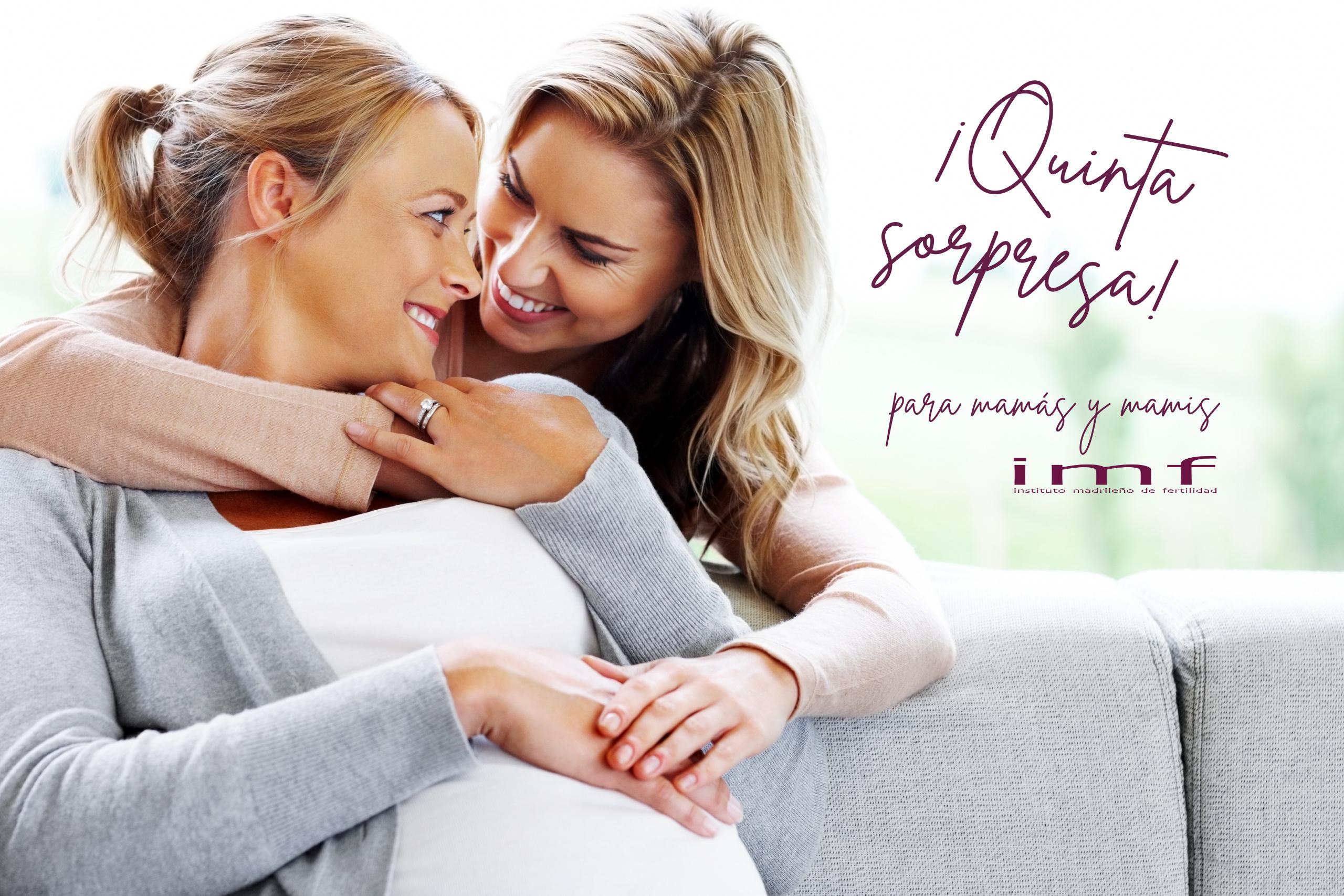 Quinta sorpresa #IMFcumple15 para mamás y mamis