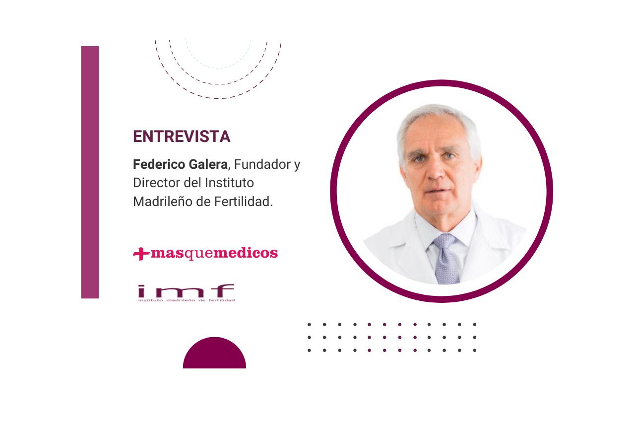 Federico Galera, Fundador y Director de IMF para la web másquemédicos